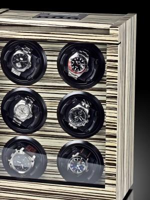 Dispozitive de intoarcere Rothenschild Trieste RS-2043-ZBR pentru 6 ceasuri