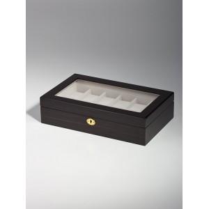 Cutie de depozitare Rothenschild RS-1087-12E pentru 12 ceasuri