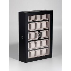 Cutie de depozitare Rothenschild RS-1100-20BL pentru 20 ceasuri