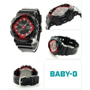 Ladies watch Casio Baby-G BA-110SN-1AER