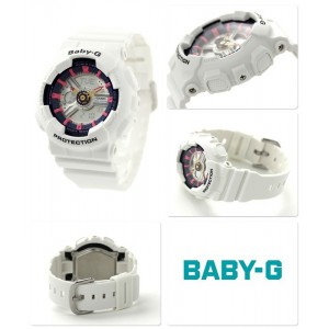Ladies watch Casio Baby-G BA-110SN-7AER