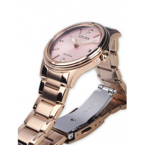 Ladies watch Citizen Elegant FE6053-57W