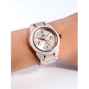Ladies watch Festina Ceramic F16699/6 Multifunction