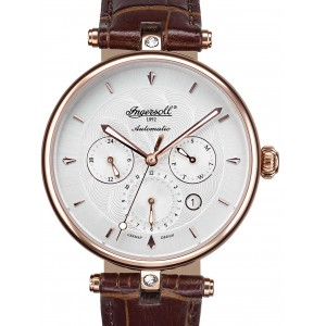 Ladies watch Ingersoll Shawnee IN1318RWH