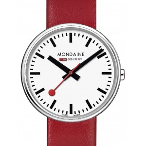 Ladies watch Mondaine Evo Mini Giant A763.30362.11SBC
