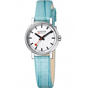 Ladies watch Mondaine EVO Petite A658.30301.11SBF