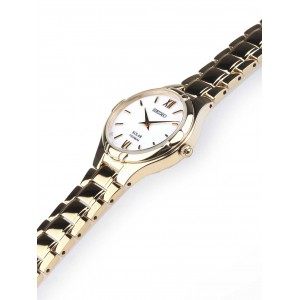 Ladies watch Seiko Solar-Titanium SUP282P1