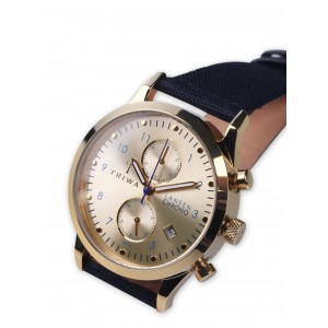 Ladies watch Triwa Lansen TRLCST103CL060713 Chrono