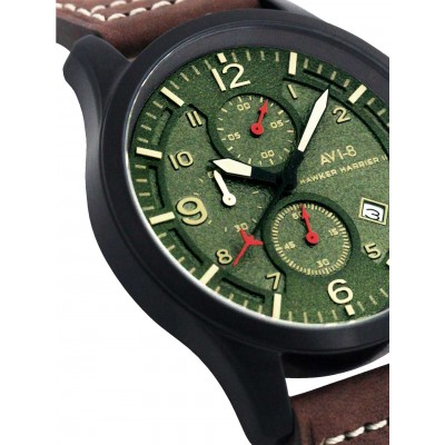 Ceas barbatesc AVI-8 Hawker Harrier II AV-4001-04 Chrono