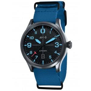 Ceas barbatesc AVI-8 Flyboy AV-4021-0D Automatic