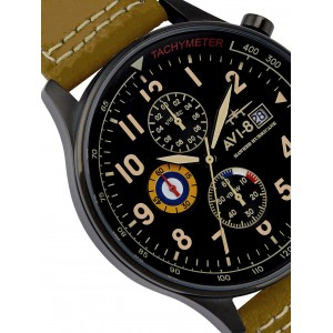 Ceas barbatesc AVI-8 Hawker Hurricane AV-4011-06 Chrono