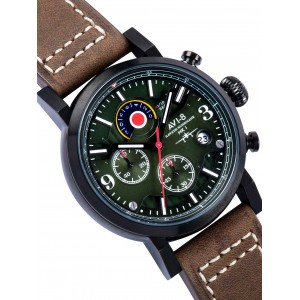 Mens watch AVI-8 Hawker Hurricane MK I AV-4041-04