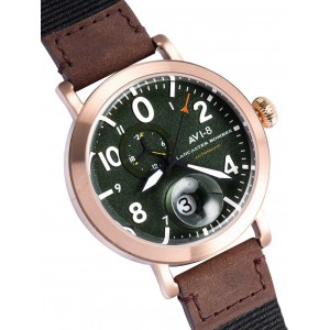 Mens watch AVI-8 Lancaster Bomber AV-4038-03 Automatic