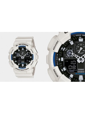 Mens watch Casio G-Shock GA-100B-7AER