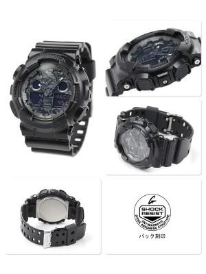 Ceas barbatesc Casio G-Shock GA-100CF-1AER
