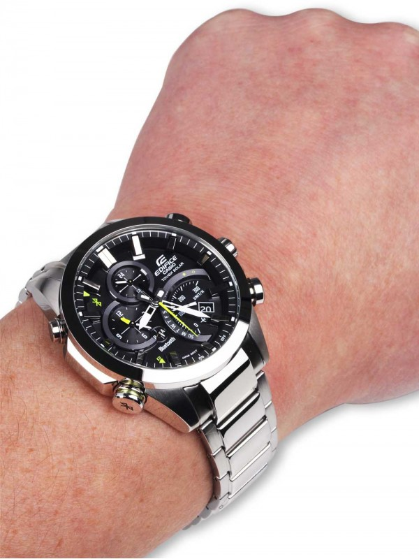 Mens Watch Casio Edifice Eqb 500d 1aer