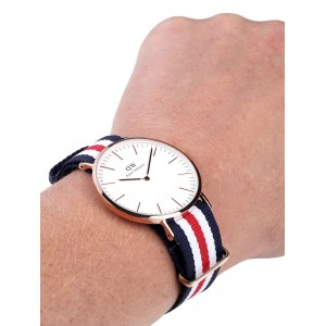 Mens watch Daniel Wellington Classic Canterbury 0102DW