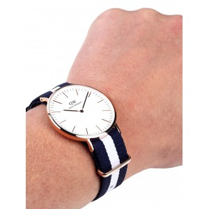 Mens watch Daniel Wellington Classic Glasgow 0104DW