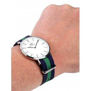 Mens watch Daniel Wellington Classic Warwick 0205DW
