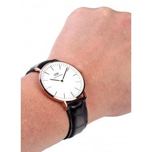 Mens watch Daniel Wellington Classic York 0111DW