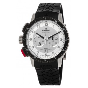 Ceas barbatesc Edox Chronorally 1 Chronograph 10305 3NR AN
