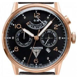 Ceas barbatesc Junkers G38 6964-5 Automatic