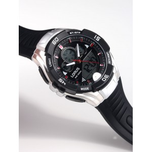 Ceas barbatesc Lorus Analog-Digital Chrono R2387JX9
