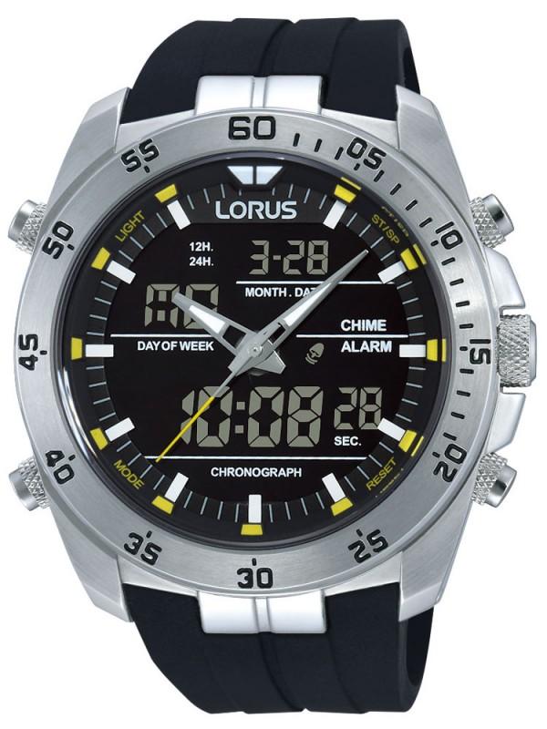 c90264cbe Mens watch Lorus Analog-Digital Chrono RW619AX9