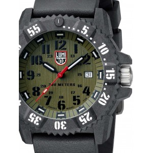 Mens watch Luminox Carbon Seal XS.3813