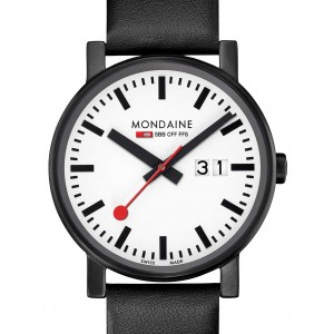Mens watch Mondaine Evo Big A627.30303.61SBB