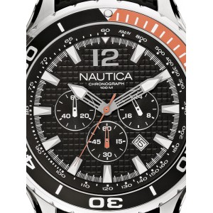 Mens watch Nautica NST 02 Chrono A21017G