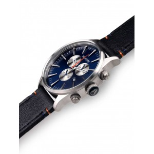 Ceas barbatesc Nixon Sentry Chrono Leather A405-1258