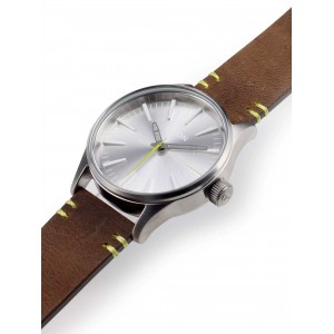 Ceas barbatesc Nixon Sentry Leather A377-2290