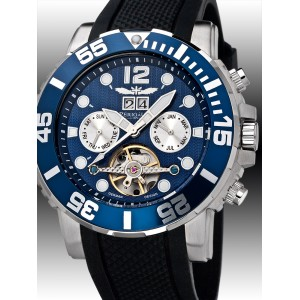 Mens watch Perigaum P-1104-B-PU