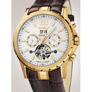 Mens watch Perigaum P-1106-GW