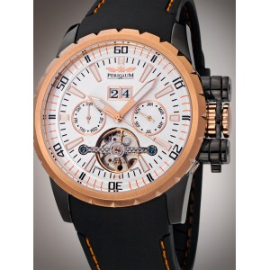 Mens watch Perigaum P-1108-IG-W-PU