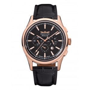 Mens watch Perigaum P-1202-RS