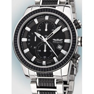 Mens watch Perigaum Admiral P-1312-AS-S-BRC