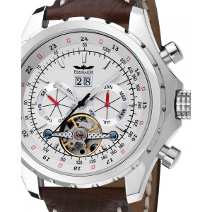 Mens watch Perigaum Navigator P-0703-SW