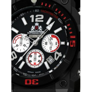 Mens watch Rothenschild RS-1111-IB-S-PU