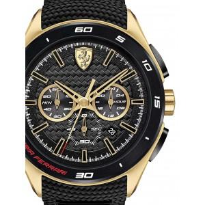 Ceas barbatesc Scuderia Ferrari Gran Premio 0830346 Chrono