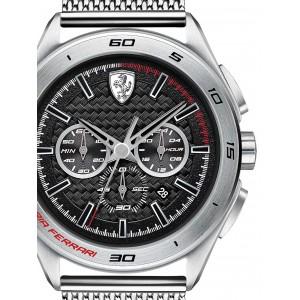 Ceas barbatesc Scuderia Ferrari Gran Premio 0830347 Chrono