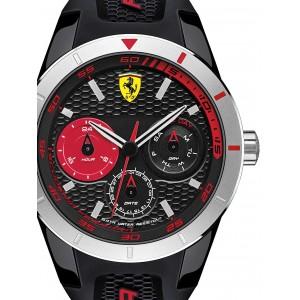 Mens watch Scuderia Ferrari Red Rev T 0830254
