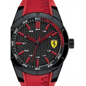 Ceas barbatesc Scuderia Ferrari RedRev 0830299