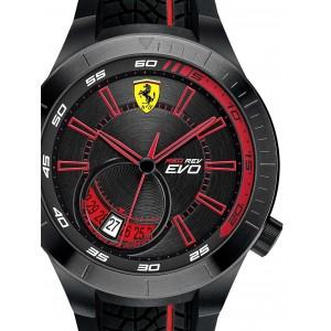 Mens watch Scuderia Ferrari RedRev Evo 0830339