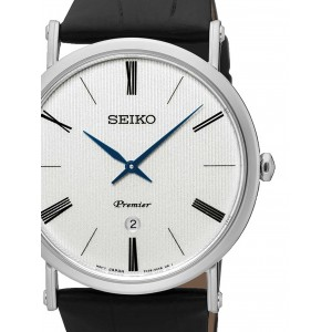 Mens watch Seiko Premier SKP395P1