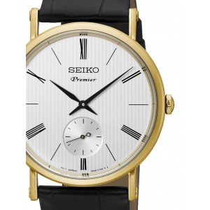 Mens watch Seiko Premier SRK036P1