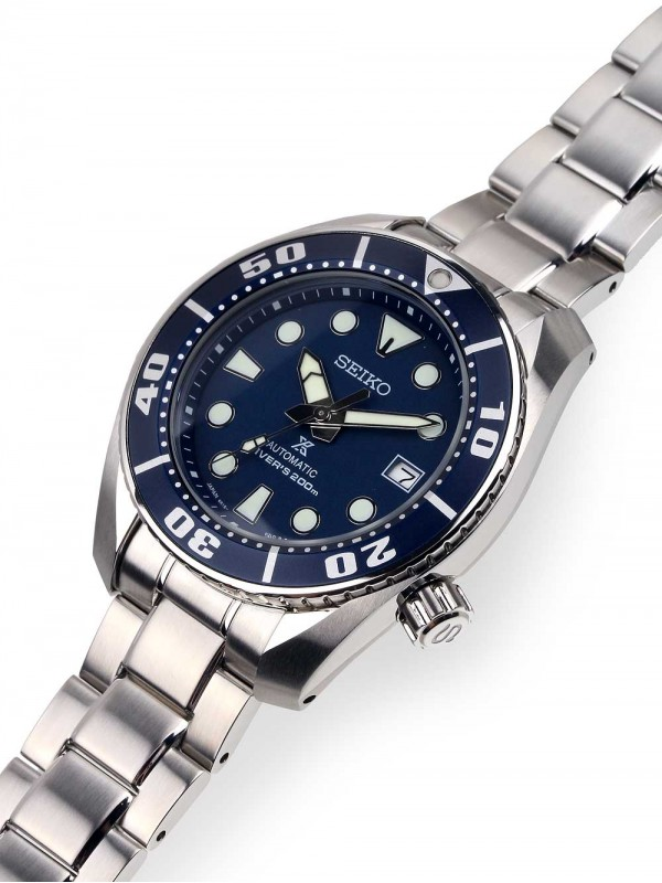 mens watch seiko prospex diver sbdc033