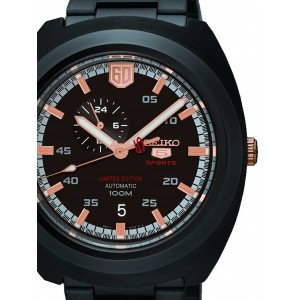 Mens watch Seiko 5 Sports Limited SSA315K1