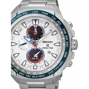 Mens watch Seiko Prospex Sea SSC485P1 Chrono